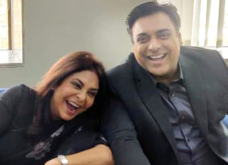 Ram Kapoor makes a funny video of co-star Shefali Shah on the sets of Vipul Shah's 'Human'!