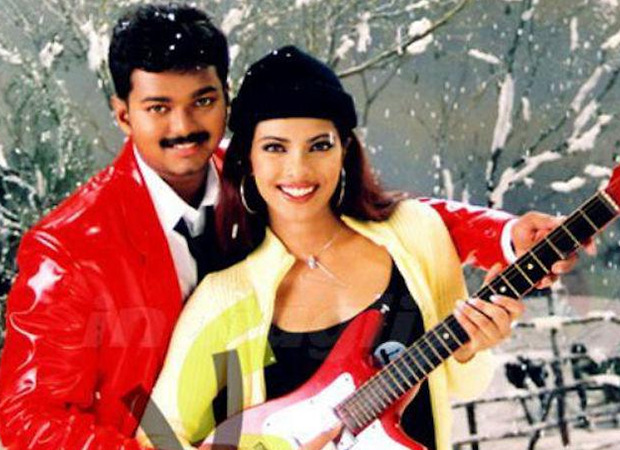 In her book, Priyanka Chopra shares what she learnt from her first co-star Vijay
