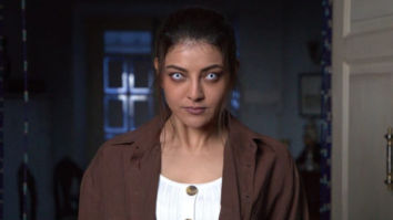 Kajal Aggarwal says she did not sleep throughout the filming of her series Live Telecast