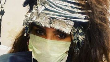 Raveena Tandon feels like a alien as she gets a hair makeover; shares pic