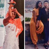 Unseen pictures of Priyanka Chopra and Nick Jonas from their engagement day and housewarming go viral after the release of Unfinished