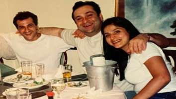 Sanjay Kapoor and Maheep Kapoor share unseen photos with late Rajiv Kapoor