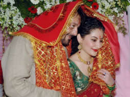 Sanjay Dutt and Maanayata Dutt pen heartfelt notes for each other on their 13th wedding anniversary