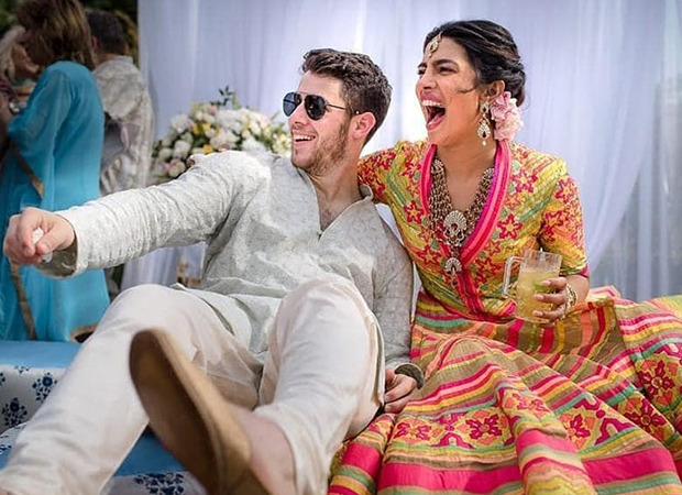 Nick Jonas found Priyanka Chopra in a pool of blood during their wedding festivities; actress shares details