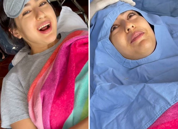 Sara Ali Khan gives hilarious commentary before wisdom teeth extraction, watch video