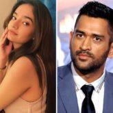 EXCLUSIVE: Anushka Sen on working with MS Dhoni in 14 ads; says she calls him Mahi Chachu