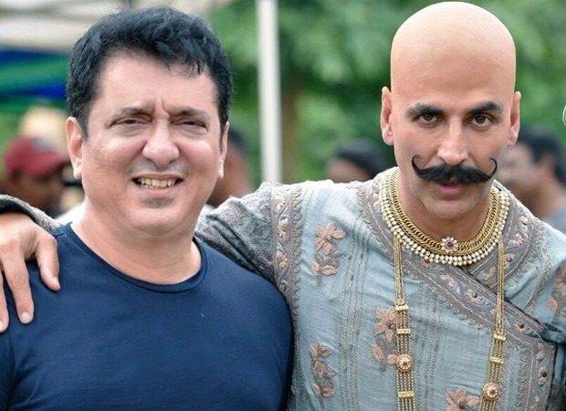 Akshay Kumar shares heartening birthday message for Sajid Nadiadwala with a picture from Housefull 4