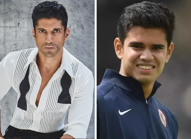 आईपीएल 2021 के लिए मुंबई इंडियंस में सचिन तेंदुलकर के बेटे के चयन के बाद अर्जुन तेंदुलकर का फरहान अख्तर का कहना है कि 'हत्या मत करो'
