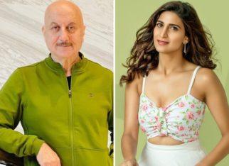 Anupam Kher and Aahana Kumra wrap up the shooting of Happy Birthday