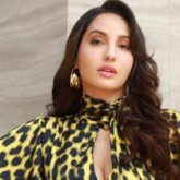 Spreading her positivity wider, Nora Fatehi aims to launch an academy for the upliftment of people