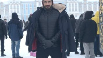 Irfan Pathan joins the team of Vikram starrer Cobra in Russia to shoot for the final schedule