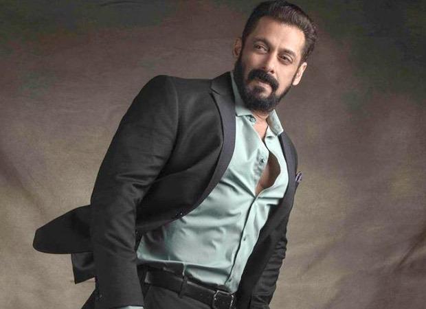 """Awkward embarrassed yet delighted,"" says Salman Khan sharing news of his painting being displayed alongside artists like Raja Ravi Varma"