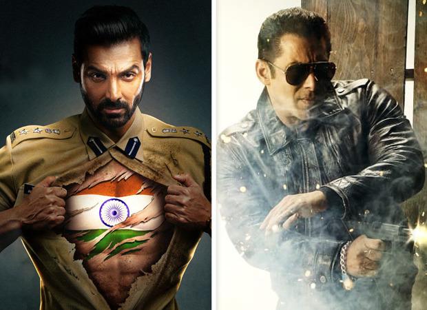 After Akshay Kumar, John Abraham takes on Salman Khan