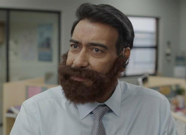 Ajay Devgn's bearded new look for Disney+ Hotstar leaves the fans excited