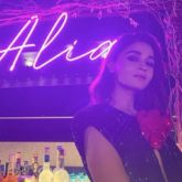 Alia Bhatt shares a picture from her birthday bash hosted by Karan Johar, thanks her fans for the love