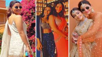 Alia Bhatt steals the show at best friend Rhea Khurranna's wedding in Arpita Mehta lehenga