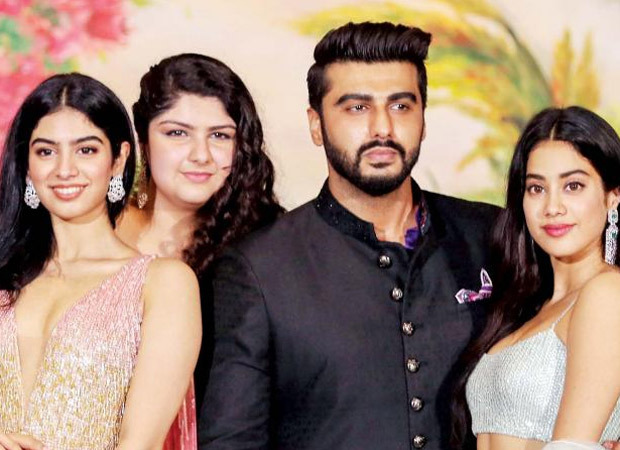 Arjun Kapoor and Anshula Kapoor have the sweetest birthday wish for Janhvi Kapoor
