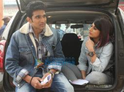 On The Sets Of The Movie Atithi Bhooto Bhava