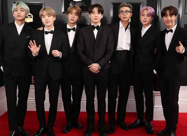 BTS set to take over 2021 Grammys stage by storm on March 14