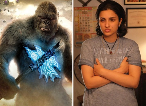 Box Office: Godzilla vs Kong leads, Saina struggles, Mumbai Saga and Roohi updates