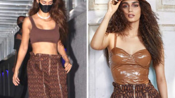 Disha Patani or Manushi Chhillar - who aced Beyonce x ICY Park zipper monogram pants worth Rs. 10k better?