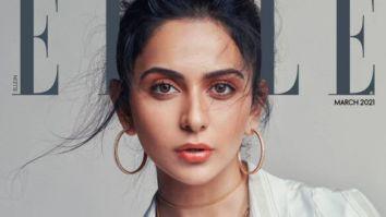 Rakul Preet Singh On The Covers Of Elle