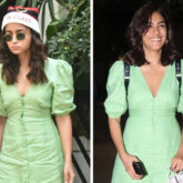 FASHION FACE-OFF Alia Bhatt or Mrunal Thakur - who wore green midi dress better