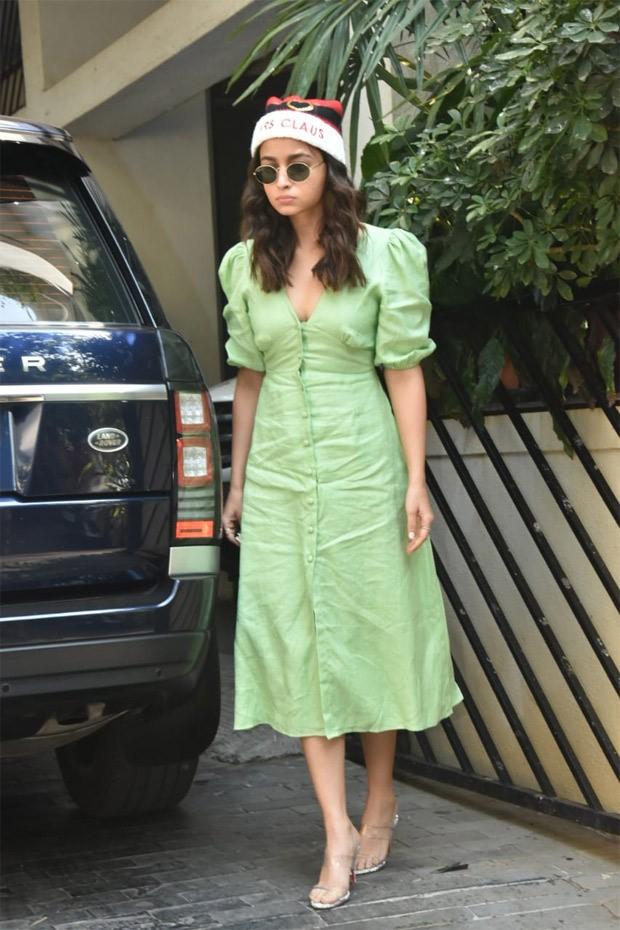 Girlistan - Alia Bhatt or Mrunal Thakur – who wore green midi dress better