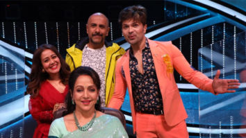 Hema Malini to grace the sets of Indian Idol Season 12, poses with the judges
