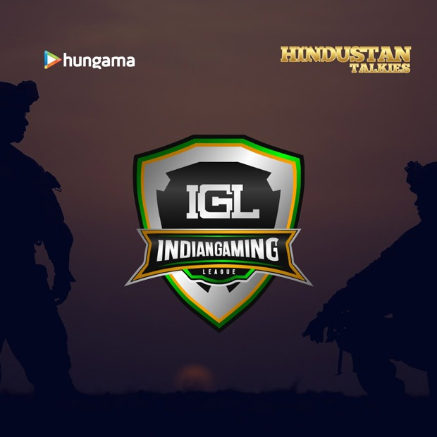 Hindustan Talkies and Hungama partner with Indian Gaming League to launch India's leading and biggest e-gaming tournament and awards!