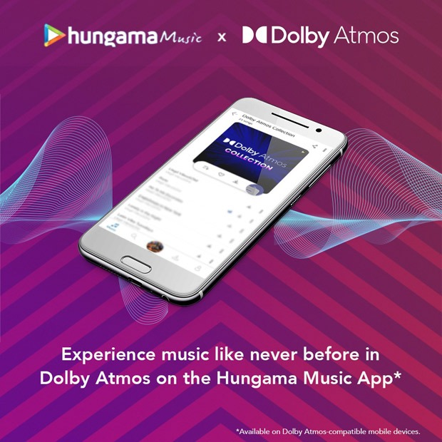 Hungama Music brings Dolby Atmos to music streaming in India