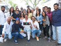 On The Sets Of The Movie India Lockdown