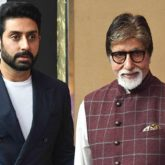 It's the clash of Amitabh Bachchan Vs Abhishek Bachchan in the second week of April