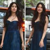 Janhvi Kapoor's flowy outfit is a must have for those who love maxi dresses