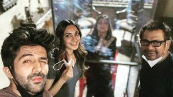 Kiara Advani and Anees Bazmee test negative for COVID-19