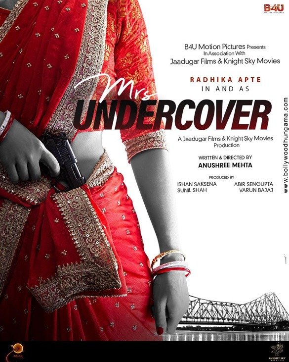 Mrs. Undercover