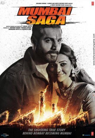 First Look Of The Movie Mumbai Saga