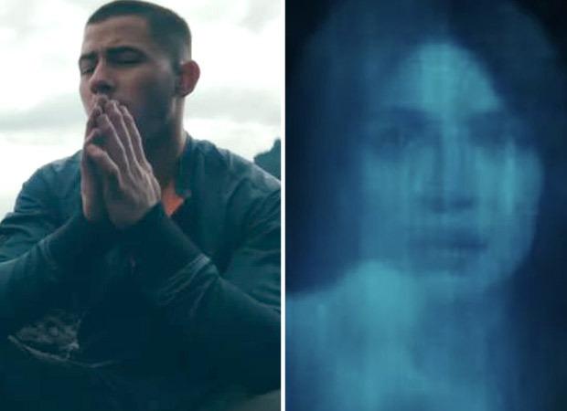 Nick Jonas yearns to see his wife in 'Spaceman' music video; Priyanka Chopra makes blink & miss appearance