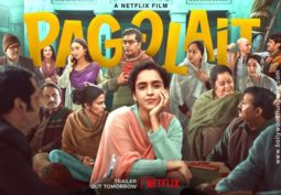 First Look Of Pagglait