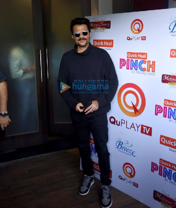 Photos Anil Kapoor snapped on sets of Arbaaz Khan's chat show (3)