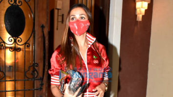 Photos: Malaika Arora, Arjun Kapoor, Gauri Khan, and others snapped at Amrita Arora's house party in Bandra