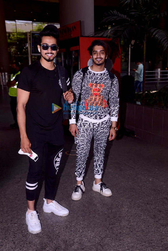 Photos: Rajkummar Rao, Patralekha, Sunny Deol and others snapped at the airport