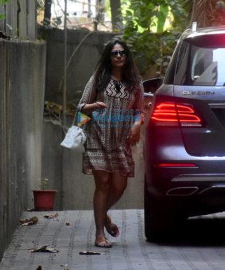 Photos: Richa Chadda snapped in Bandra