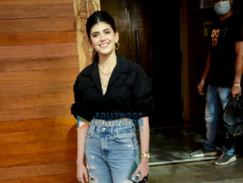 Photos: Sanjana Sanghi spotted heading for her dance rehearsal for Om: The Battle Within