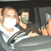 Ranbir Kapoor steps out for the first time after testing negative for COVID-19