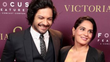 Richa Chadha and Ali Fazal announce their production venture, Girls will be Girls to be the only Indian film at Berlinale Script Station