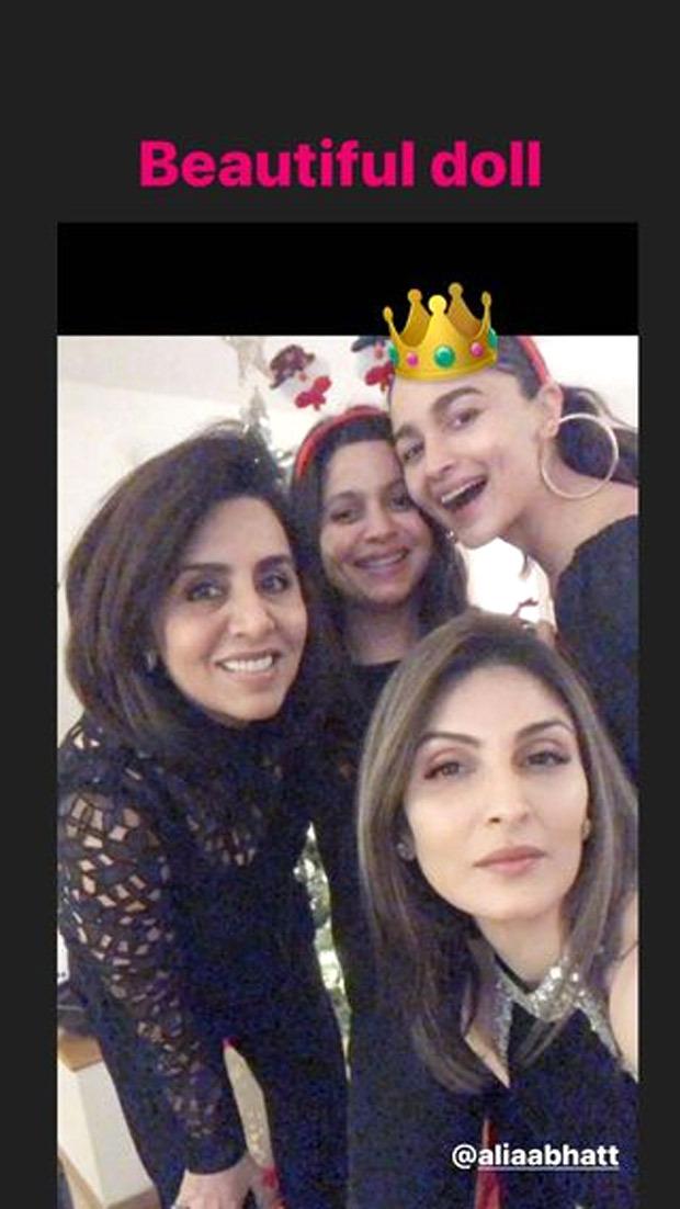 Riddhima Kapoor Sahni shares throwback pictures to wish Alia Bhatt on her birthday