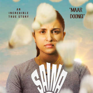 First Look Of Saina