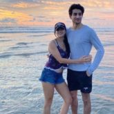 Sara Ali Khan wishes Ibrahim Ali Khan with pictures that perfectly describe their sibling bond