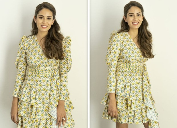 Shahid Kapoor's wife Mira Rajput's ruffled print dress is perfect for summer brunch dates